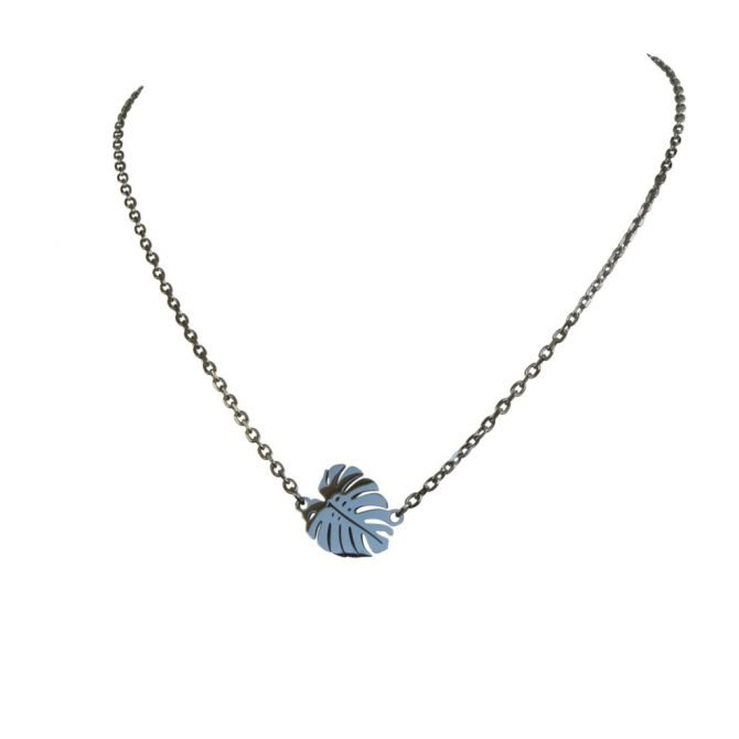 FlowJewels ketting zilver