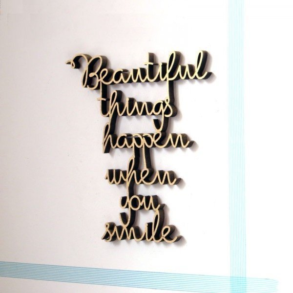 Beautiful things Gold