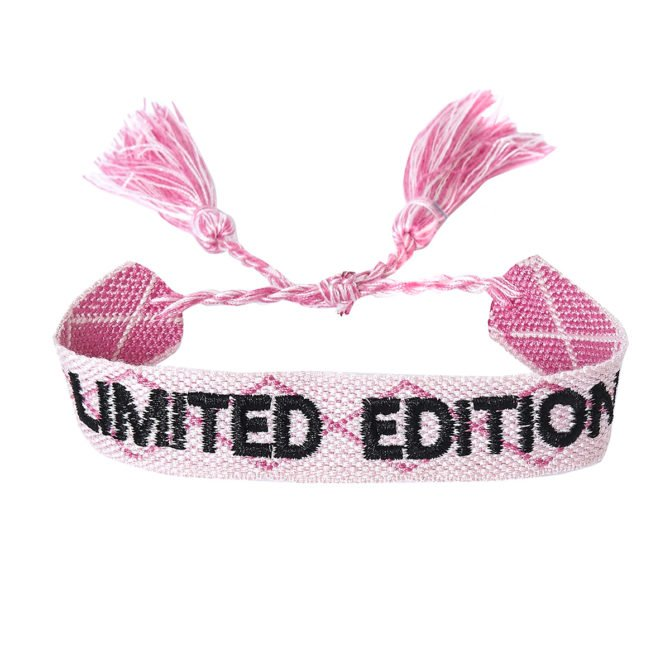 Limited Edition Pink