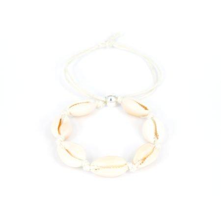 Shell Bracelet Beige.nieuw