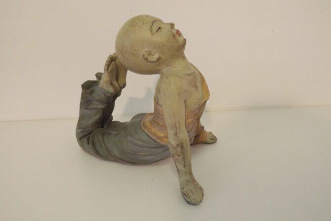 Boeddha Stretched Legs