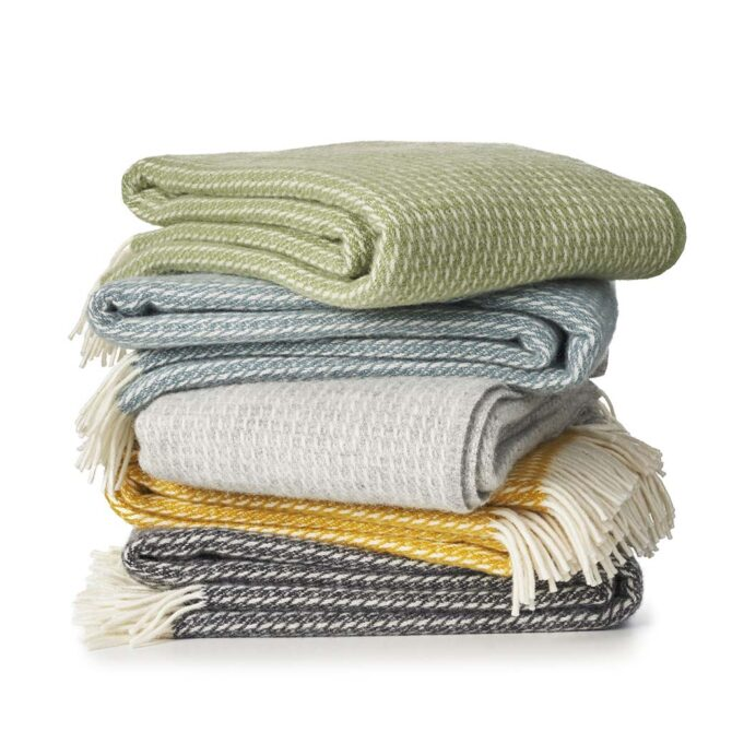 Wool Throw Line Wp