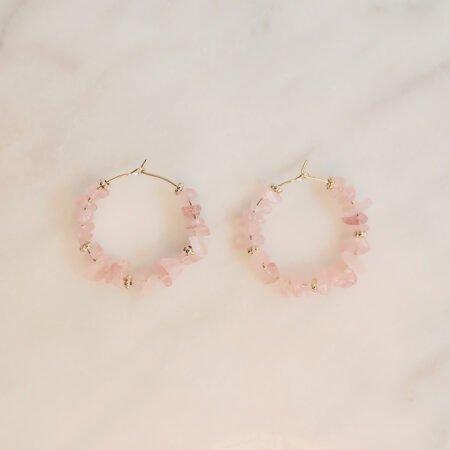 Gemstone Earrings Colby