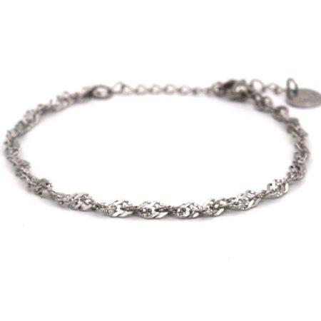 Armband,rvs,fijn,zilver,twirl,indah.,jpg