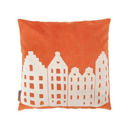 Pillow Cover Orange Vanilla