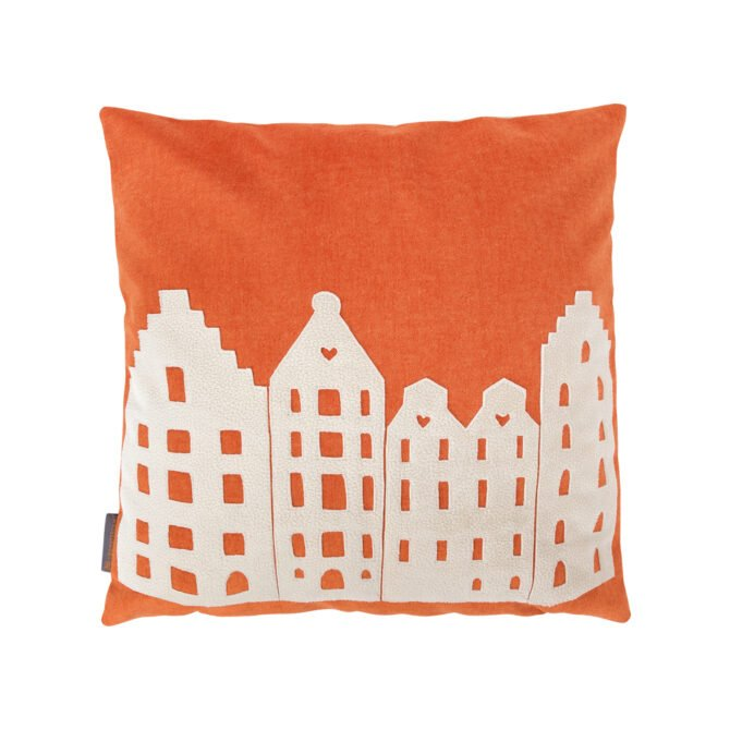 Pillow Cover Orange Vanilla