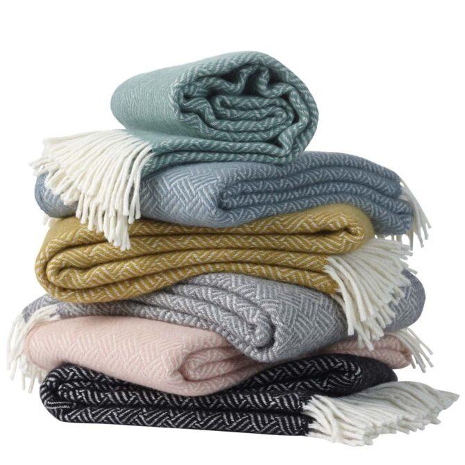Wool Throw Samba2