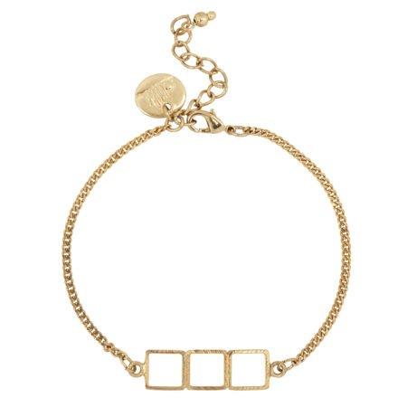Armband Khidki Goud 1