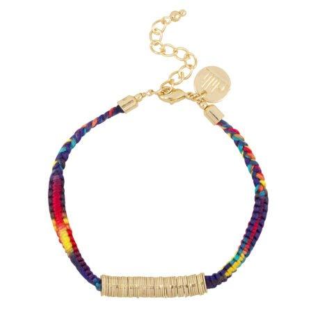 Armband Sitara Goud Multi 1