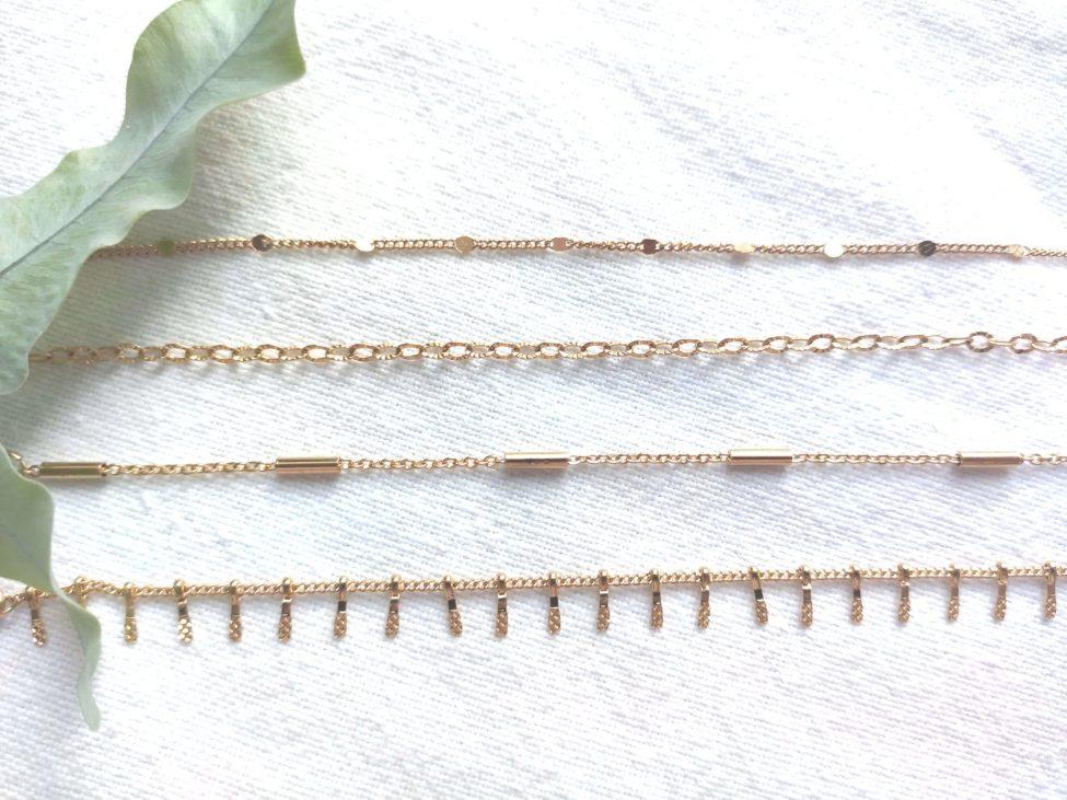 Fijne Armbande,rvs,goud Kopie (2)