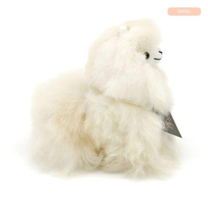 Inkari Alpaca Knuffel Blond Xs Distelroos