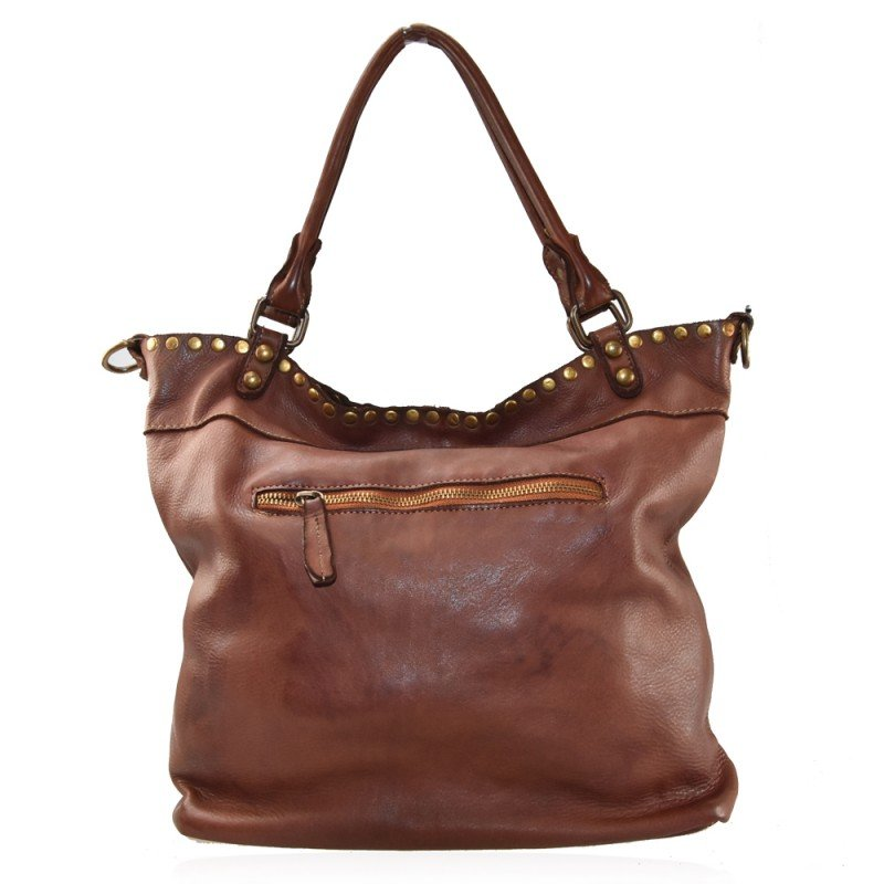 Woman Washed Leather Bag Jl55861 1