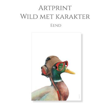 Artprint Eend