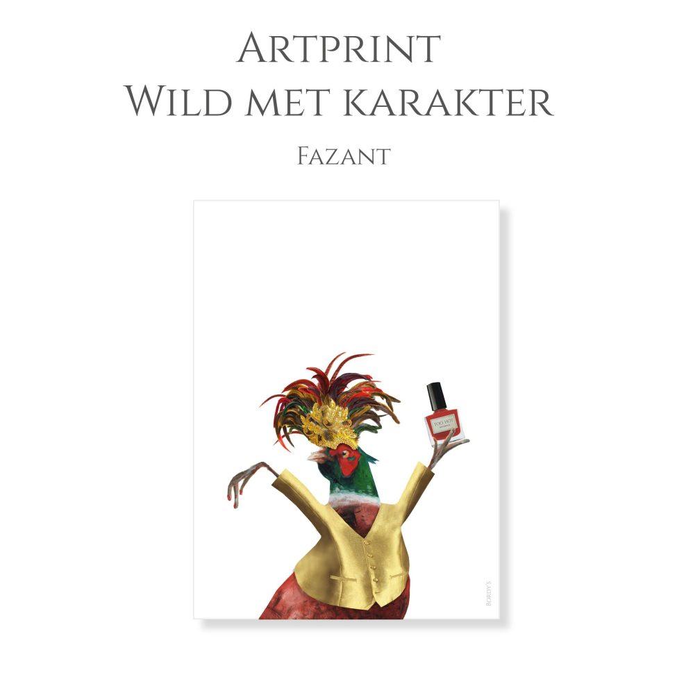 Artprint Fazant