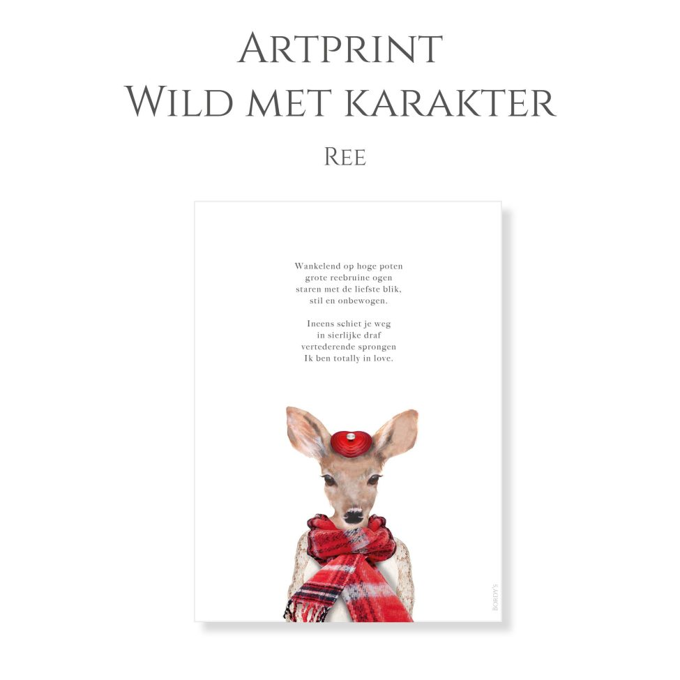 Artprint Ree 1