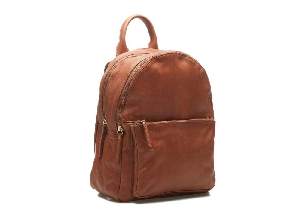 Backpack Camel Side