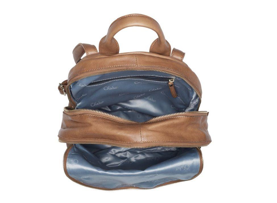 Backpack Mushroom Inside