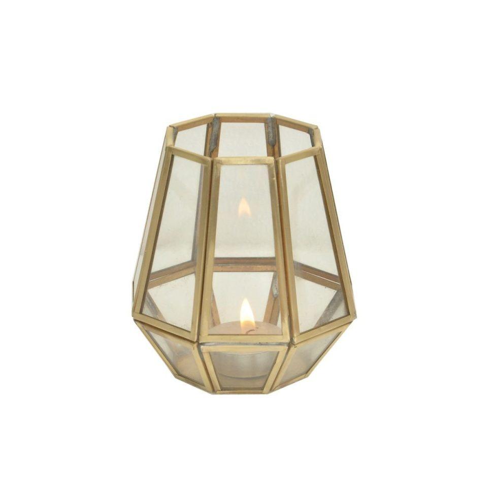 Windlicht Hexagon S