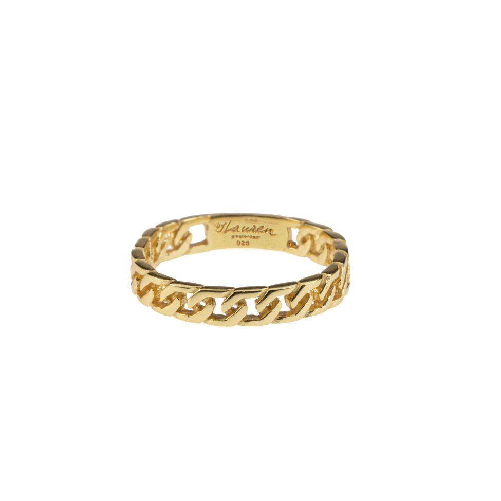 1. Chunky Chain Ring G 2