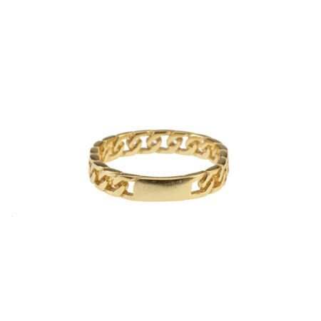 1. Chunky Chain Ring G
