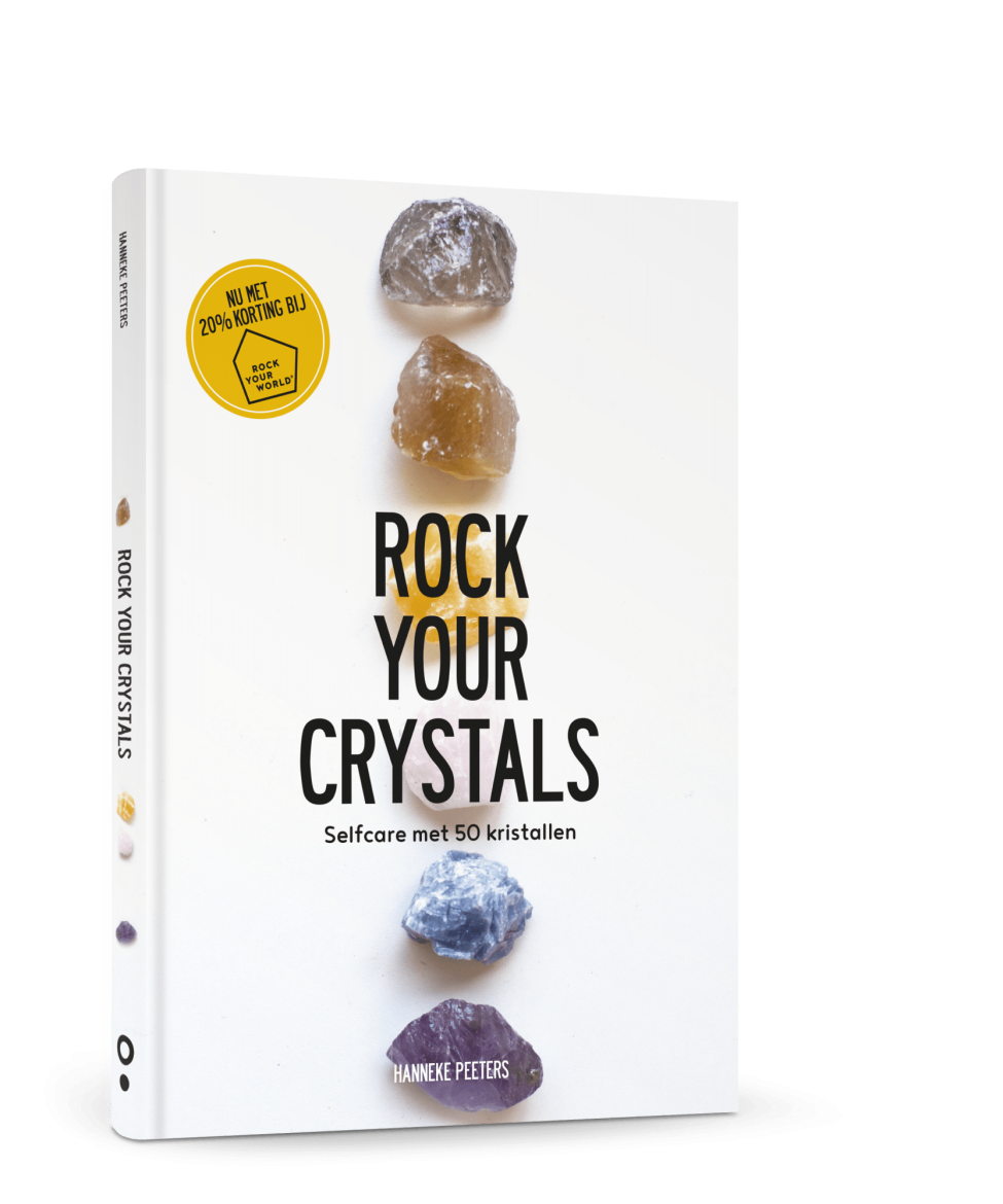 Rock Your Crystals Hc 1