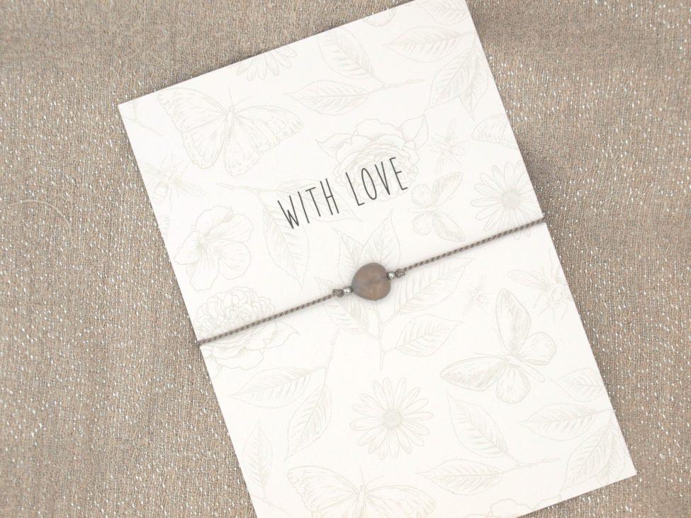 Armband Love,agaat,grijs,zilver,valentijn,moederdag,indah (2)