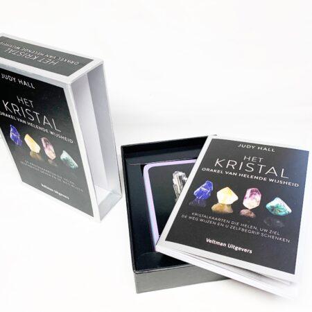 Kristal Orakel By Sas Spiritueel Kaarten