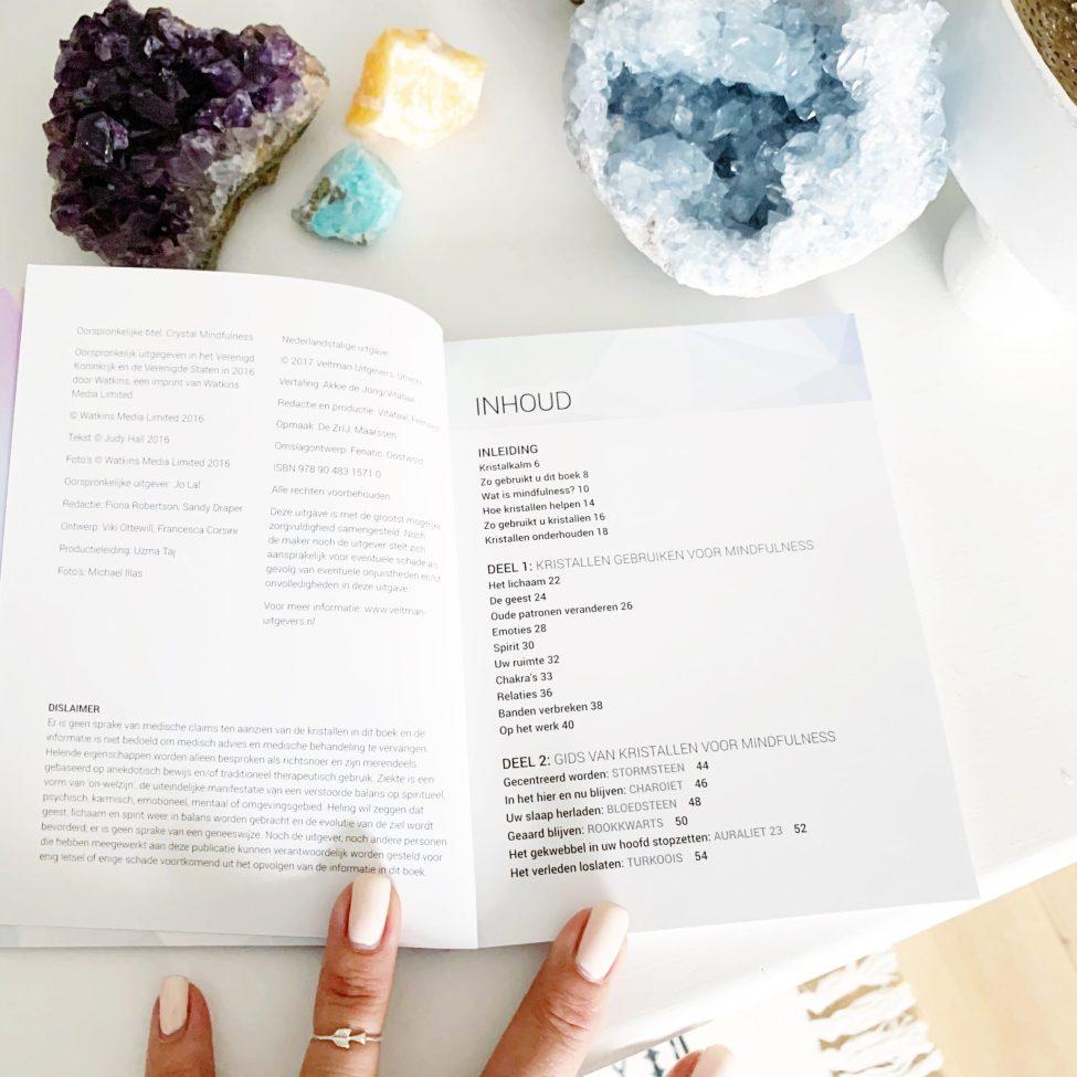 Kristallen En Mindfulness Inhoud