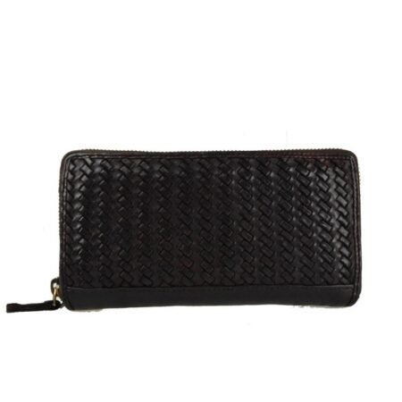 Woman Washed Leather Wallet 503 2