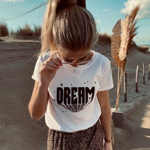 t-shirt dream wit