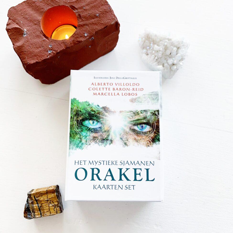 het mystieke sjamanen orakel kaarten set by sas 1.3