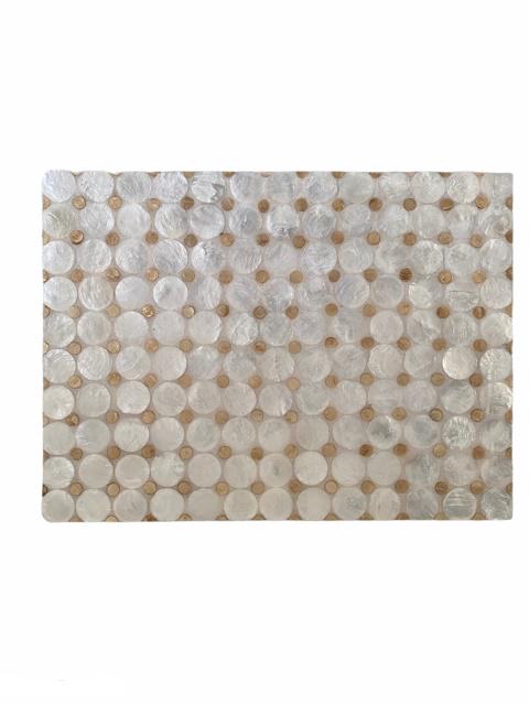placemat shell wit li