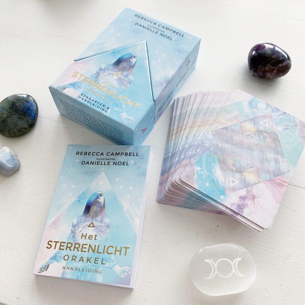 sterrenlicht orakel set kaarten deck by sas 1.6