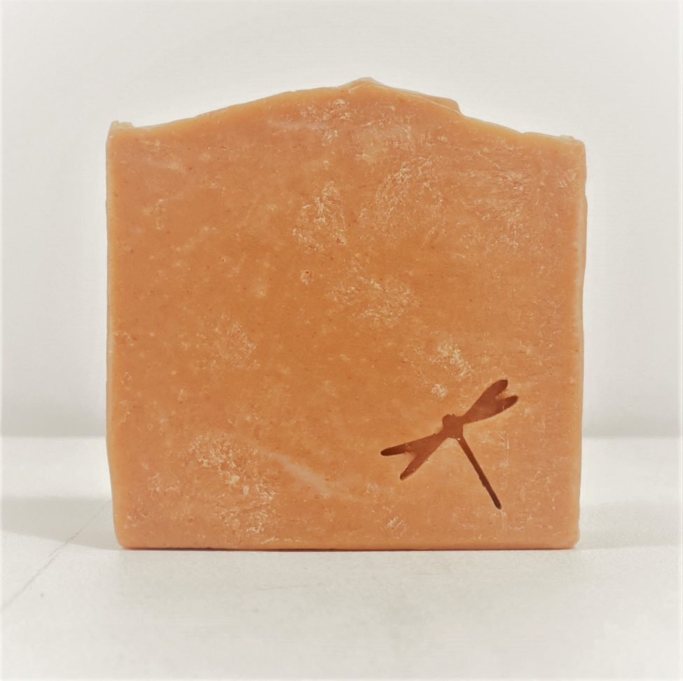 warm zeep met sinaasappel en kruidnagel