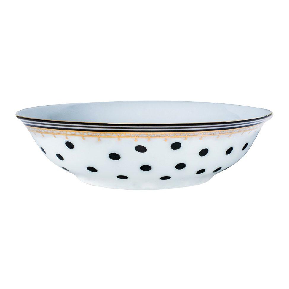 bowl nora dots