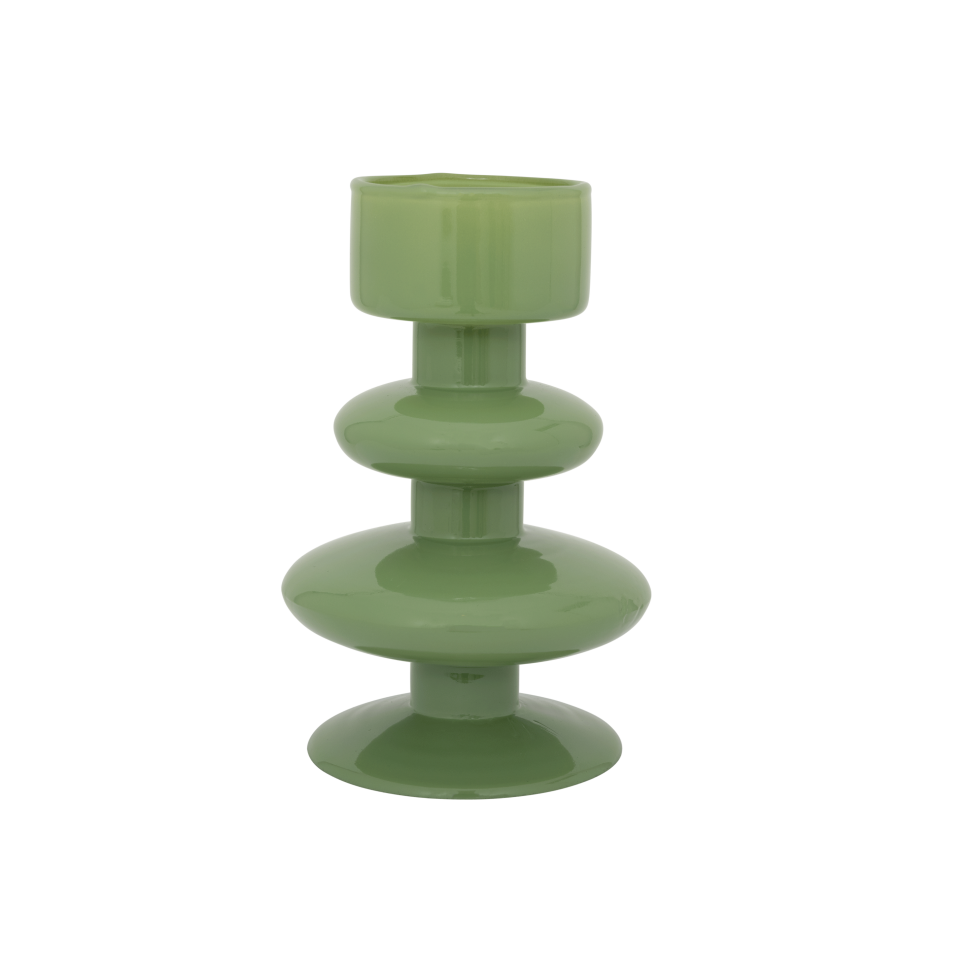 candle holder water cress