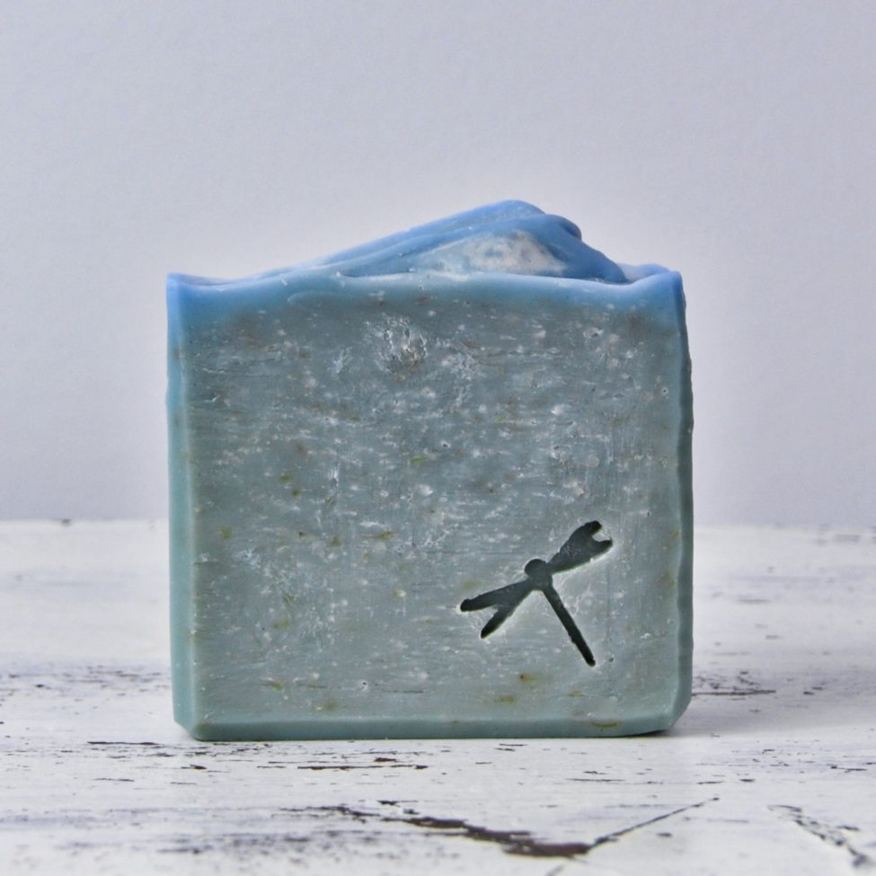 lavendellief zeep